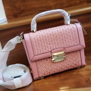 NWT Michael kors Jayne small crossbody bag